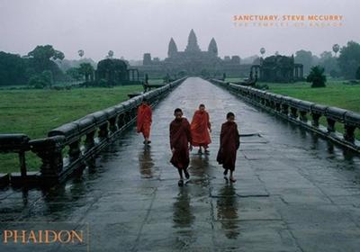 Sanctuary. Steve McCurry: The Temples of Angkor - Guy, John, and McCurry, Steve (Photographer)
