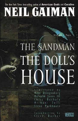 Sandman: Doll's House - Gaiman, Neil, and Dringenberg, Mike, and Bachalo, Chris