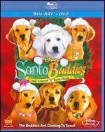 Santa Buddies [2 Discs] [Blu-ray/DVD] - Robert Vince