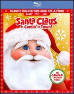 Santa Claus Is Comin' to Town [2 Discs] [Blu-ray/DVD]
