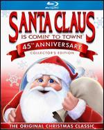 Santa Claus Is Comin' to Town [45th Anniversary] [Blu-ray]
