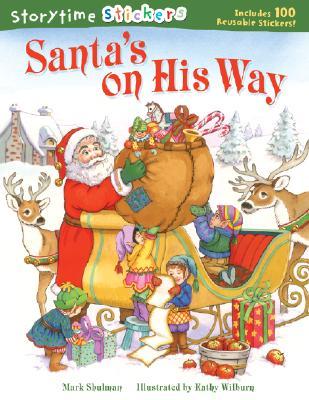 Santa's on His Way - Shulman, Mark