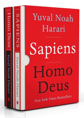 Sapiens/Homo Deus Box Set - Harari, Yuval Noah, Dr.