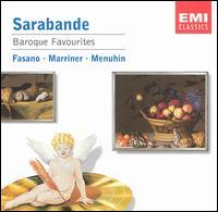 Sarabande: Baroque Favourites - Alexis Weissenberg (piano); Andrei Gavrilov (piano); Christian Ferras (violin); Guido Mozzato (violin);...