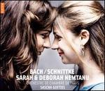 Sarah & Deborah Nemtanu Perform Bach & Schnittke