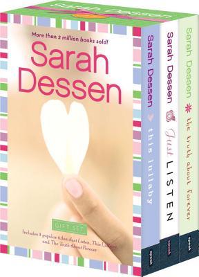 Sarah Dessen Gift Set - Dessen, Sarah