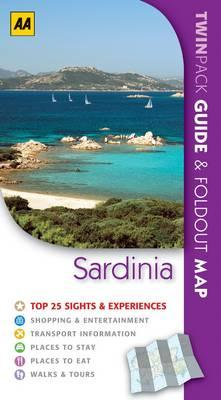 Sardinia: AA Twinpacks - Evans, Adele