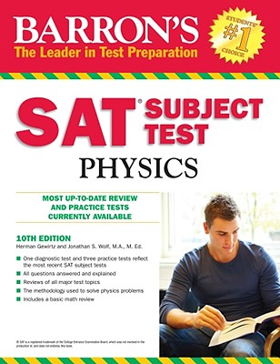Sat Subject Test Physics - Gerwitz, Herman