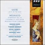 Satie: Jack in the Box; Milhaud: Symphony No. 10