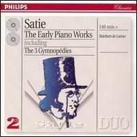 Satie: The Early Piano Works - Reinbert de Leeuw (piano)