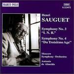 Sauguet: Symphony Nos. 3 & 4