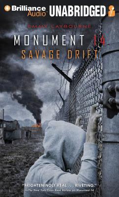 Savage Drift - Haberkorn, Todd (Read by)