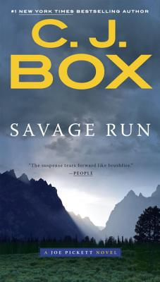 Savage Run - Box, C J