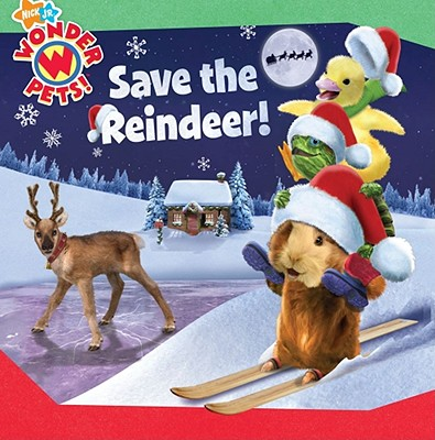 Save the Reindeer! - Nee, Chris, and Thyne, Tone (Adapted by)