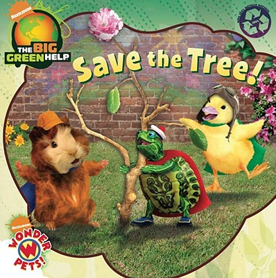 Save the Tree! - Frazier, Kermit (Adapted by)