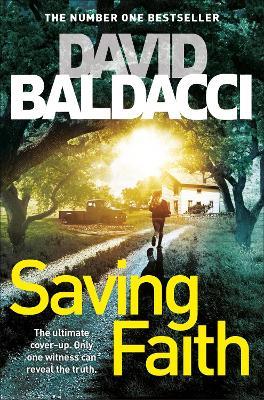 Saving Faith - Baldacci, David