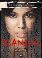 Scandal: The Complete First Season [2 Discs]