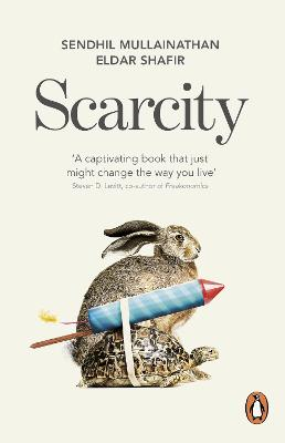 Scarcity: The True Cost of Not Having Enough - Mullainathan, Sendhil, and Shafir, Eldar
