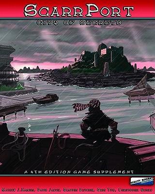 Scarrport: City of Secrets - Hanson, Matthew J