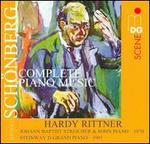 Schönberg: Complete Piano Music
