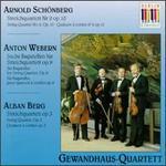 Schönberg/Webern/Berg: Streichquartette