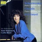 Scharwenka: Piano Concerto No.1/Chopin: Piano Concerto No.1
