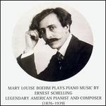 Schelling: Piano Music