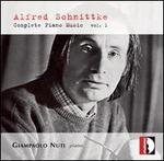 Schnittke: Complete Piano Music, Vol. 1