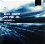Schnittke, Shostakovich: Works for Cello & Piano - John York (piano); Raphael Wallfisch (cello)
