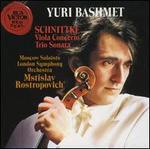 Schnittke: Viola Concerto; Trio Sonata