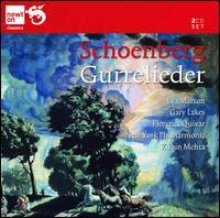 Schoenberg: Gurrelieder - Eva Marton (soprano); Florence Quivar (mezzo-soprano); Gary Lakes (tenor); Hans Hotter (speech/speaker/speaking part);...