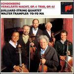 Schoenberg: Verkl?rte Nacht, Op. 4; Trio, Op. 45