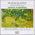 Schonberg: String Quartet Nos.1 & 2