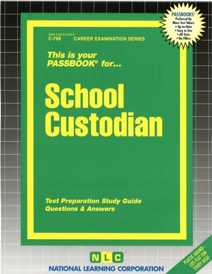 School Custodian: Test Preparation Study Guide, Questions & Answers - National Learning Corporation (Creator)