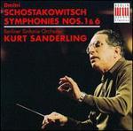 Schostakowitsch; Symphonies Nos. 1 & 6