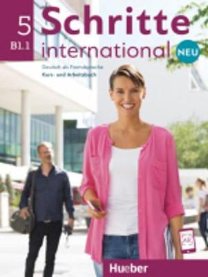 Schritte International neu: Kurs- und Arbeitsbuch B1.1 mit CD zum Arbeitsbuch - Niebisch, Daniela, and Specht, Franz, and Schumann, Anja