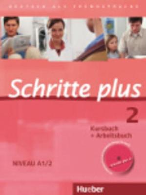 Schritte Plus: Kurs- und Arbeitsbuch 2 mit Audio-CD zum Arbeitsbuch - Niebisch, Daniela, and Penning, Sylvette, and Specht, Franz