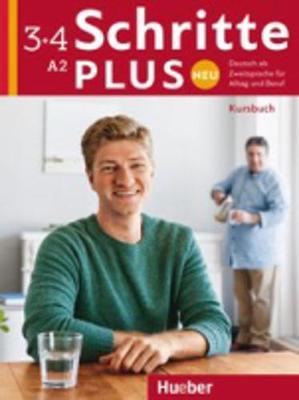 Schritte Plus neu: Kursbuch A2 - Hilpert, Silke, and Specht, Franz, and Pude, Angela