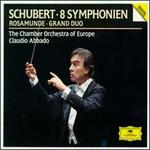 Schubert: 8 Symphonien; Rosamunde; Grand Duo