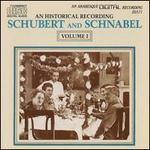 Schubert and Schnabel, Vol. 1