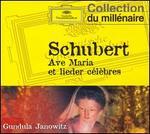Schubert: Ave Maria et lieder célèbres