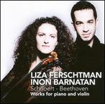 Schubert, Beethoven: Works for piano and violin
