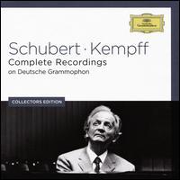 Schubert: Complete Recordings on Deutsche Grammophon - Wilhelm Kempff (piano)