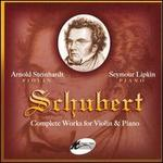 Schubert: Complete Works for Violin & Piano