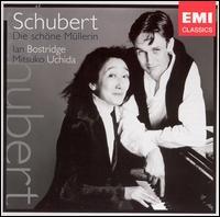 Schubert: Die sch�ne M�llerin - Ian Bostridge (tenor); Mitsuko Uchida (piano)