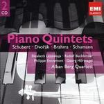 Schubert, Dvorßk, Brahms, Schumann: Piano Quintets