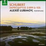 Schubert: Impromptus D 899 & 935