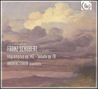 Schubert: Impromptus Op. 142; Sonate Op. 78 - Andreas Staier (piano)