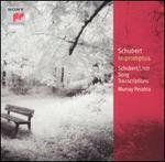 Schubert: Impromptus; Schubert/Liszt: Song Transcriptions
