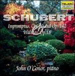 Schubert: Impromptus; Waltzes